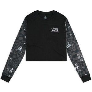 VANS x Nightmare Before Christmas Crop T-Shirt